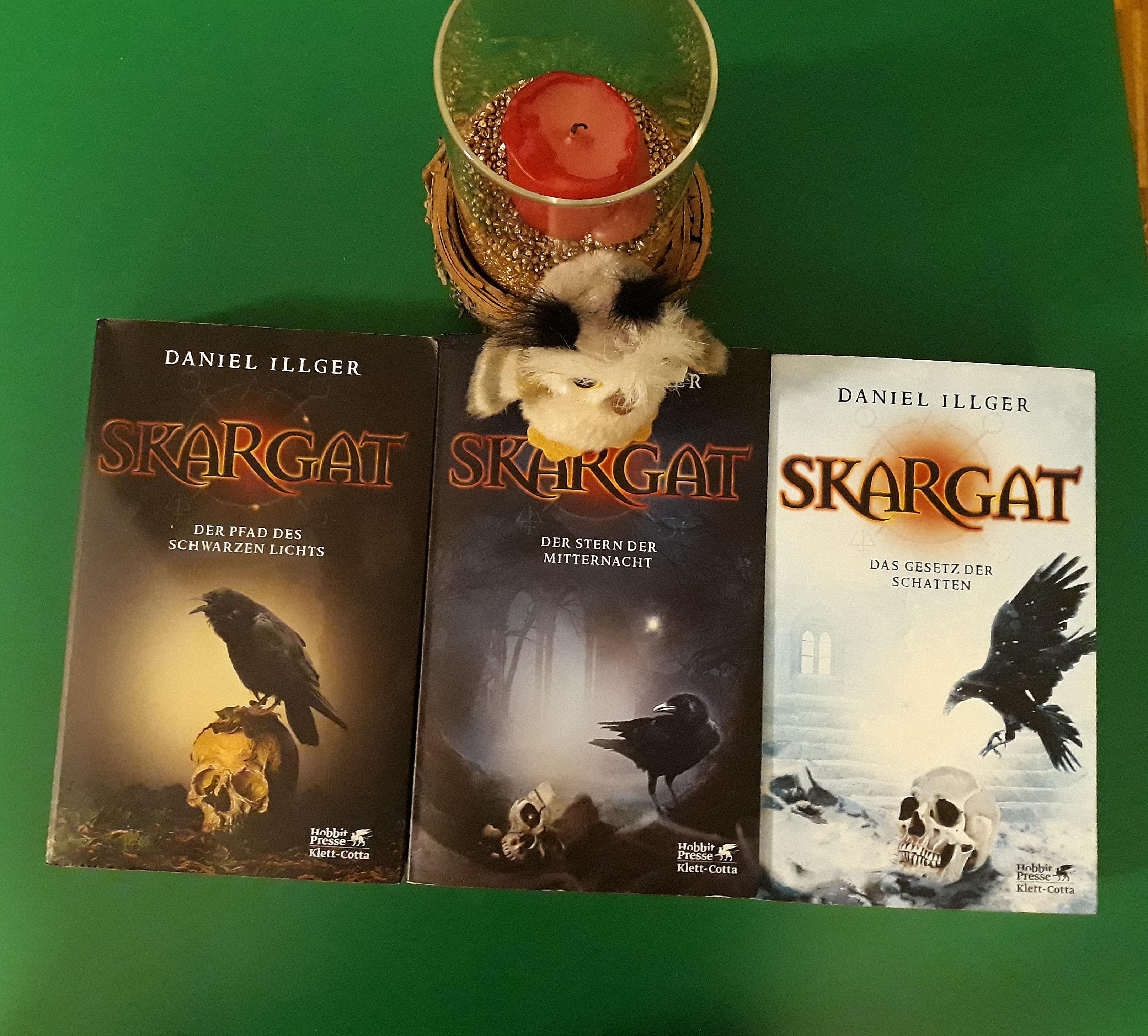 Skargat - Trilogie